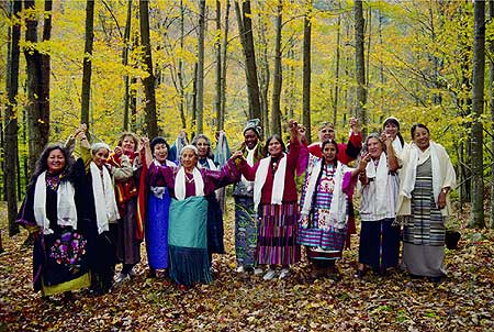 The International Council of 13 Indigenous Grandmothers - Click Here To Learn More!