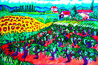 Click Here to visit Bettye Brookfield's websiye to see more  of her great Artwork!