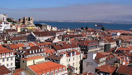 Old Lisbon, Portugal - Click Here for Photos by Xavier Noel .