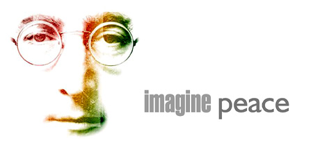 Imagine Peace - This October 9th would have been John Lennon's 69th Birthday. On this day last year, Yoko Ono dedicated the Imagine Peace Tower on the island of Videy, near Reykjavík, Iceland. The Imagine Peace Tower is a beam of light that represents light and power to the realization of World Peace, which was John Lennon's lifetime wish, and what he had worked for. War Is Over If You Want It - Do what YOU can do To Give Peace A Chance! - Click Here To Learn More on How to . . . Think PEACE, Act PEACE, Spread PEACE!