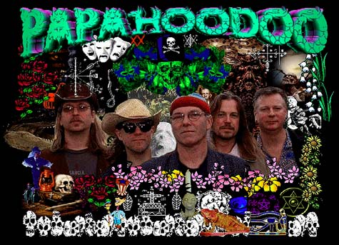 NJ's only Swamp Rock Blues band, PaPa HooDoo. Click Here to learn more!