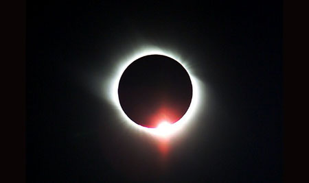 On Tuesday evening, July 21, the New Moon / Total Solar Eclipse reaches totality at the final degree of Cancer resulting in the longest solar eclipse of the 21st Century. - Click Here To Learn More About this astronomic event and it's cosmic ramifications at Gary Paul Glynn's Astrologick Weekly Forecast!
